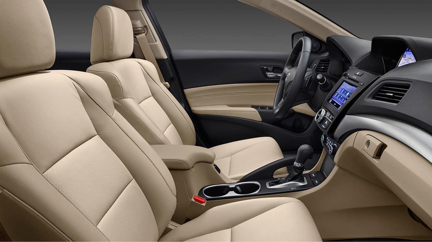 2018 Acura ILX Seats
