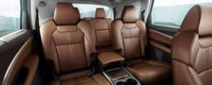 2018 Acura MDX Leather Seats