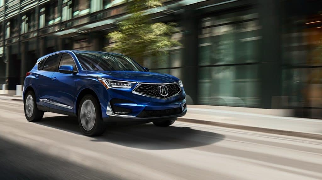 Acura Rdx Vs Mdx >> How To Choose Between 2019 Acura Suvs Rdx Vs Mdx