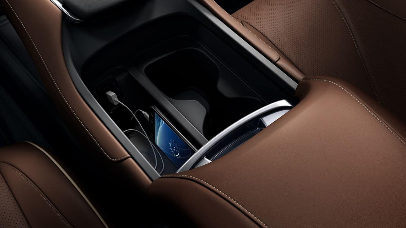 2019 Acura RDX Charging