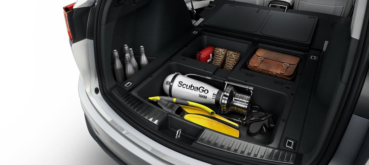 2019 Acura RDX Folded Seat Cargo