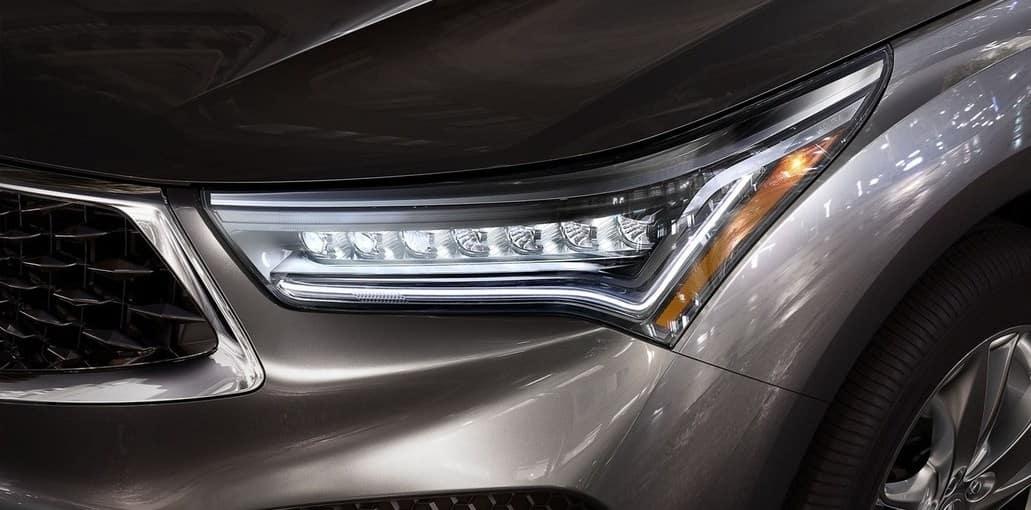 2019 Acura RDX Headlights