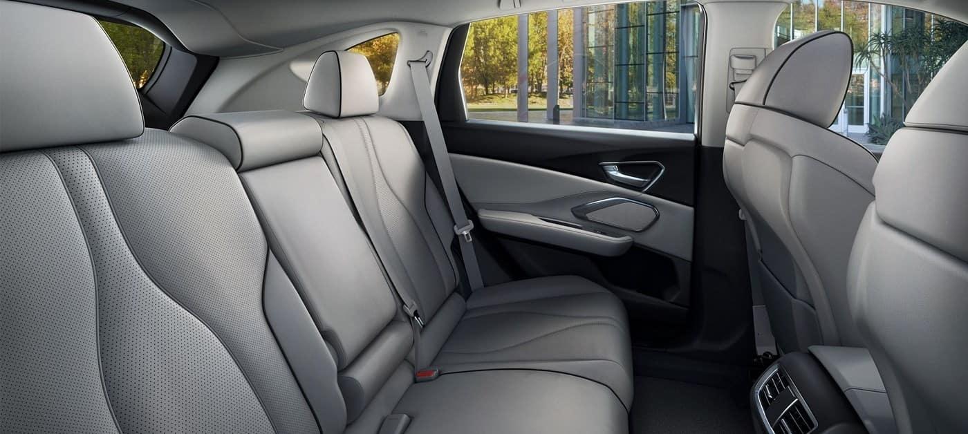 2019 Acura RDX Passenger Space