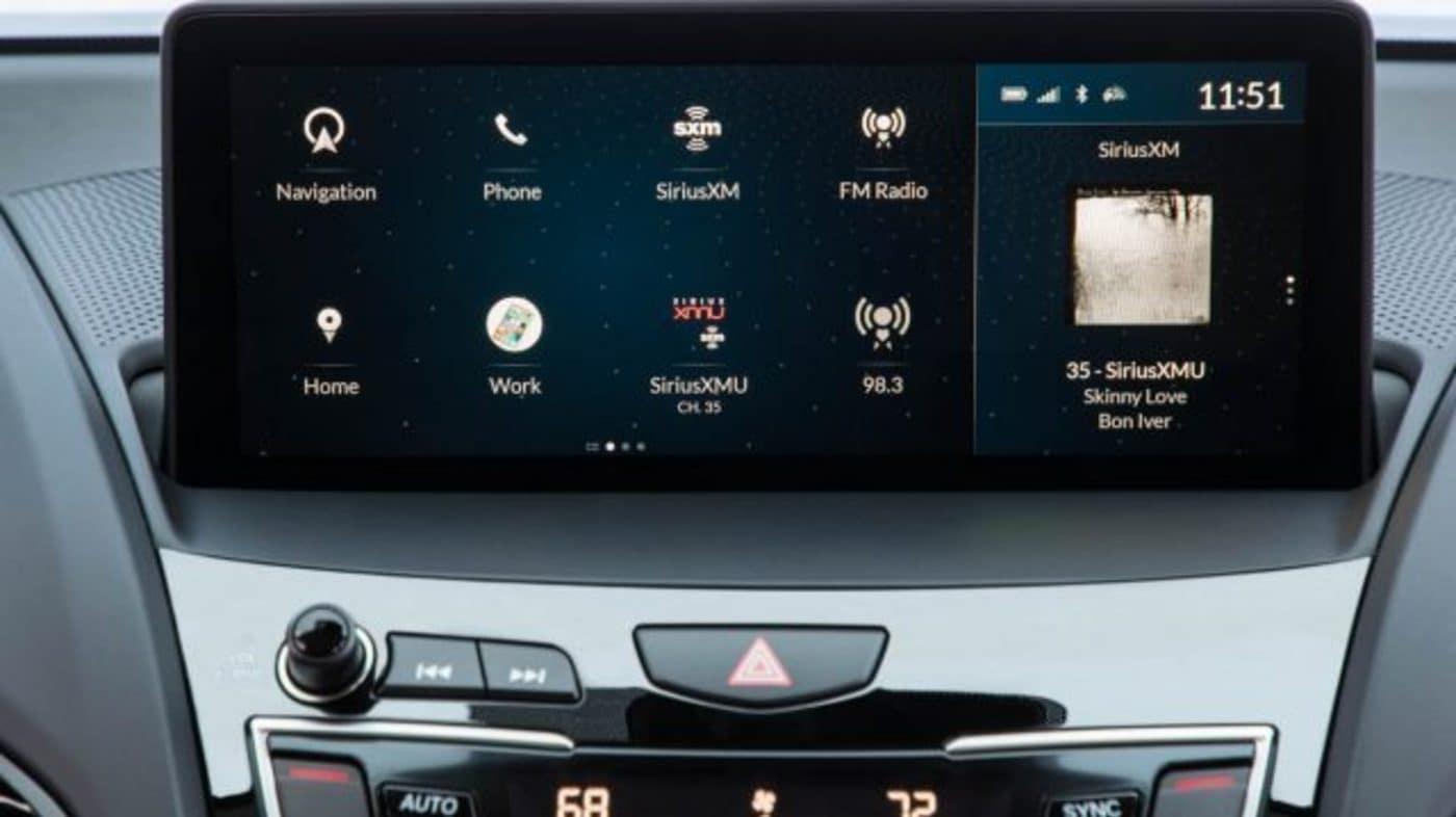 2019 Acura RDX Sirius XM