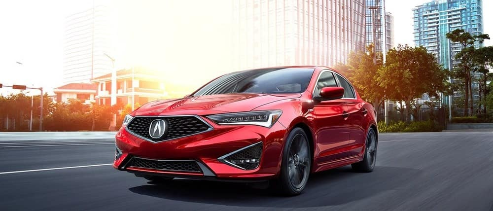 2019 Acura ILX Future Vehicle