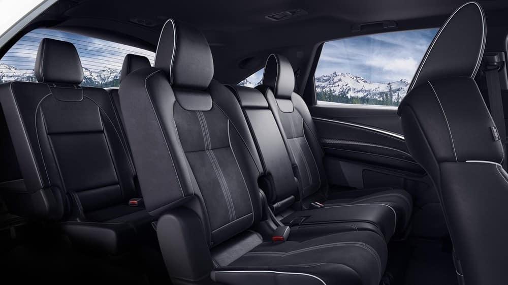 2019 Acura MDX Seats