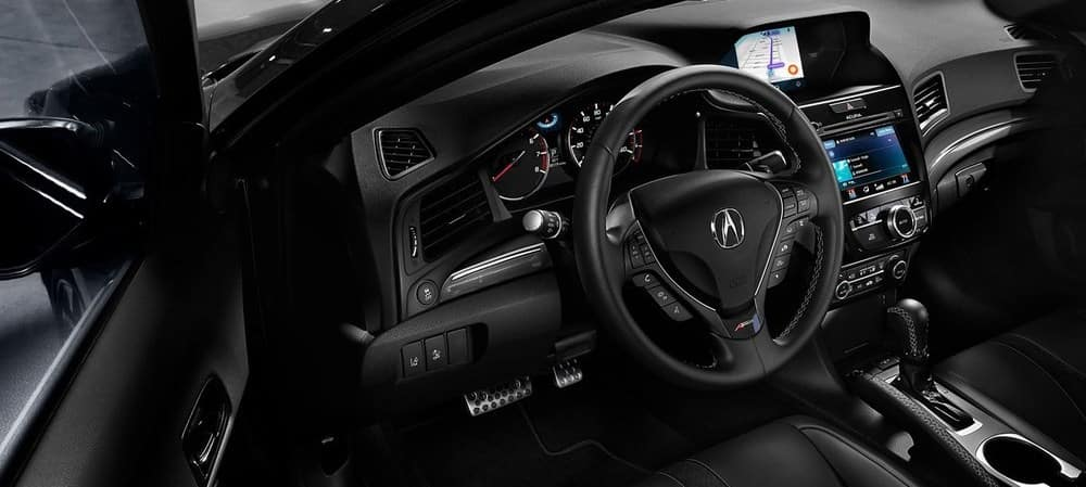 2019 Acura ILX Driver Door Open
