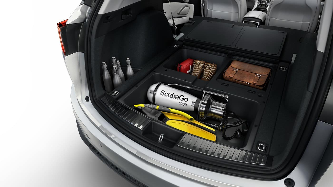 2019 Acura RDX Interior Cargo