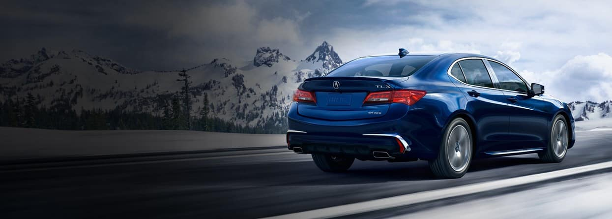 2019 Acura TLX Advance Package