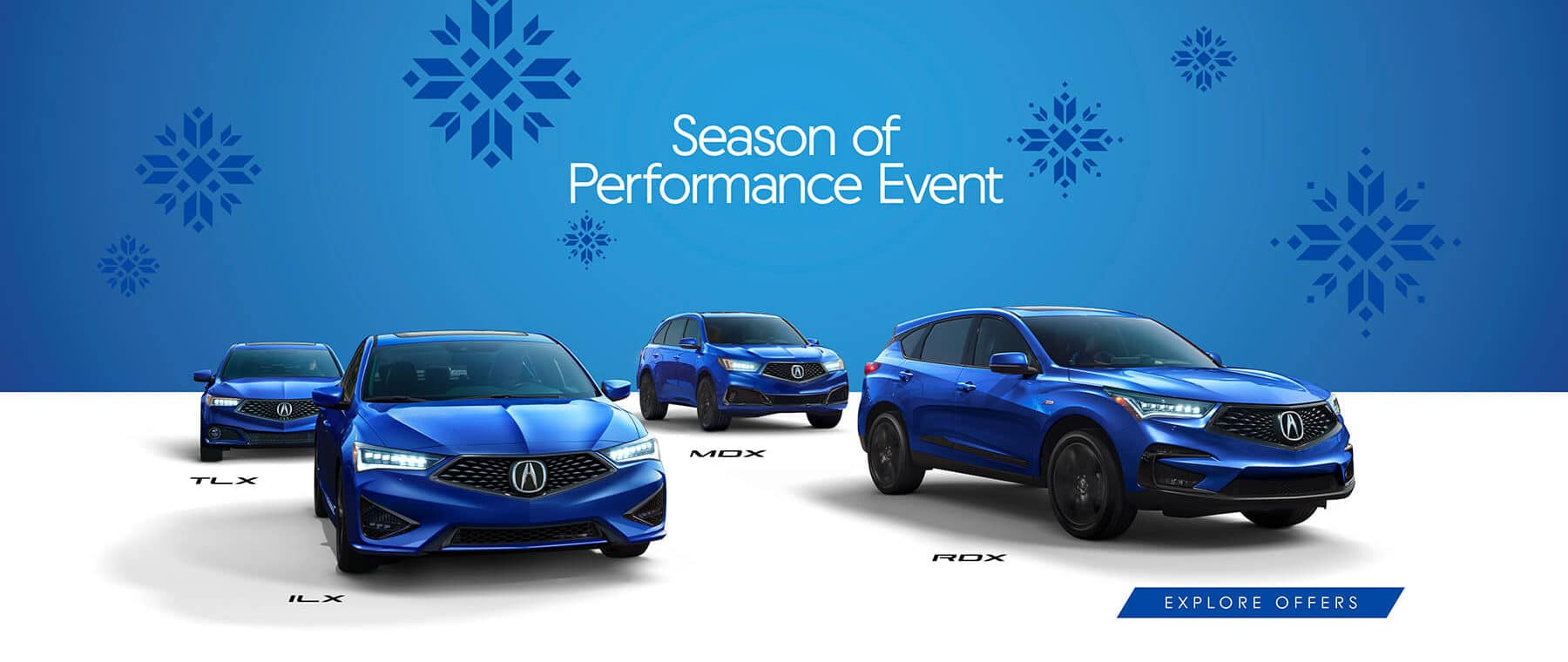 2019 Acura Season of Performance Event at Your Kansas City Acura Dealers
