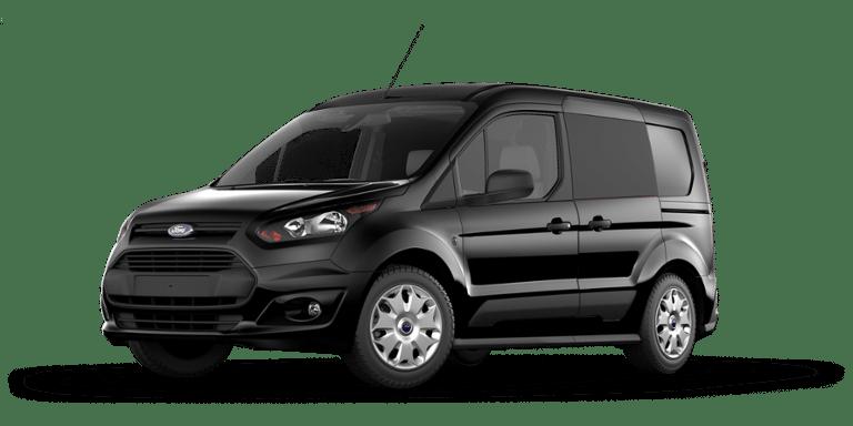 Transit Connect XLT Van