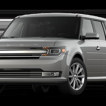 2017-Ford-Flex-Ingot-Silver