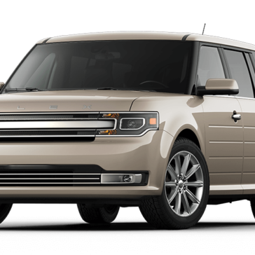 2017-Ford-Flex-White-Gold