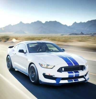 Mustang-model
