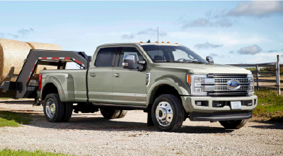 super duty vehicle