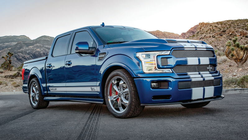 Ford F-150 Super Snake Street Edition