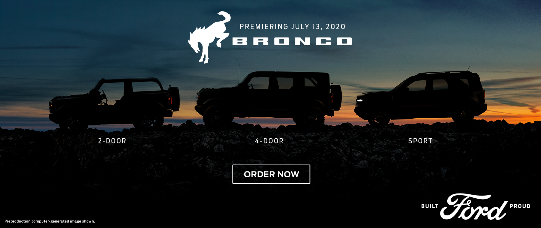 Bronco-Banner