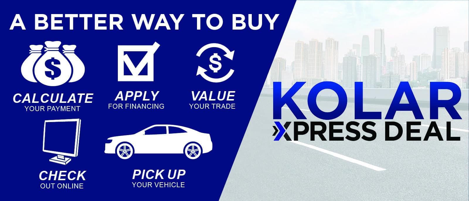Kolar Express Deal