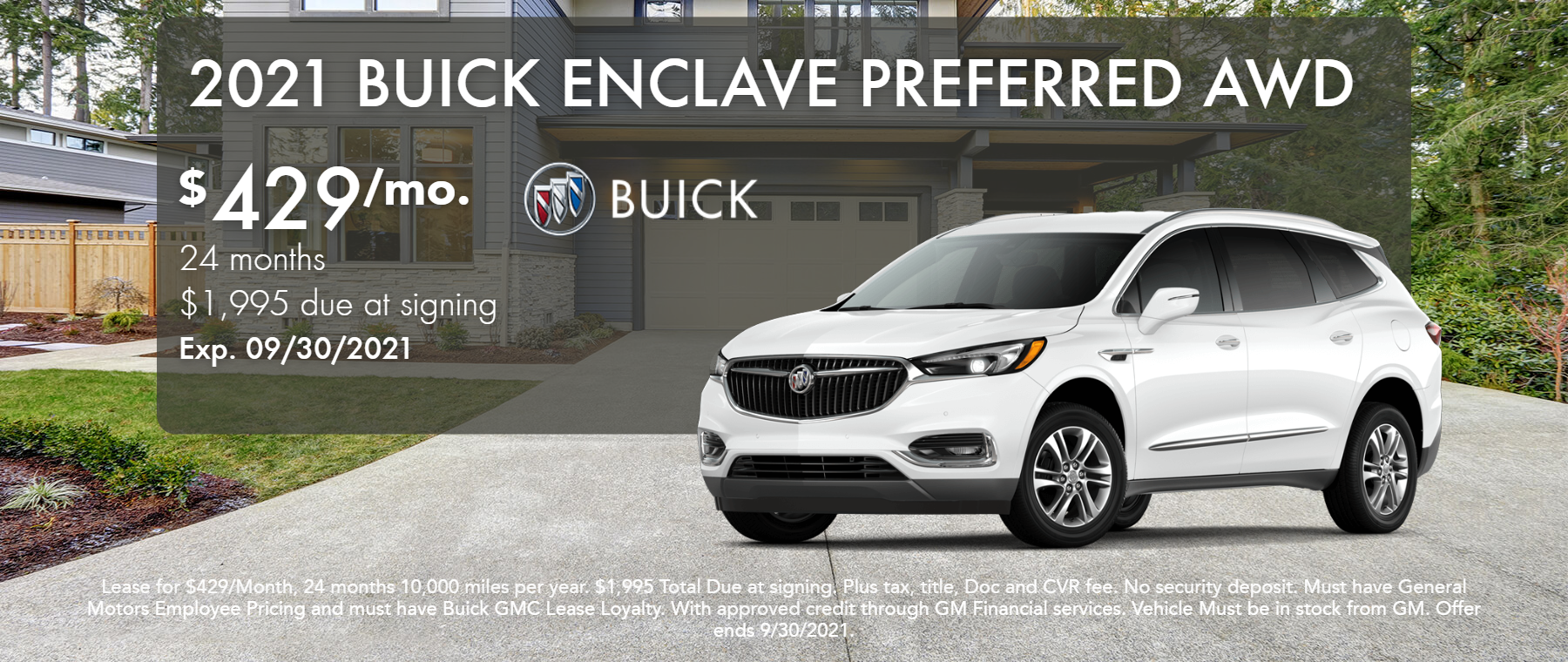 2021_Buick_Enclave_Preferred AWD_Thu Sep 02 2021 12_37_34 GMT-0400 (Eastern Daylight Time)