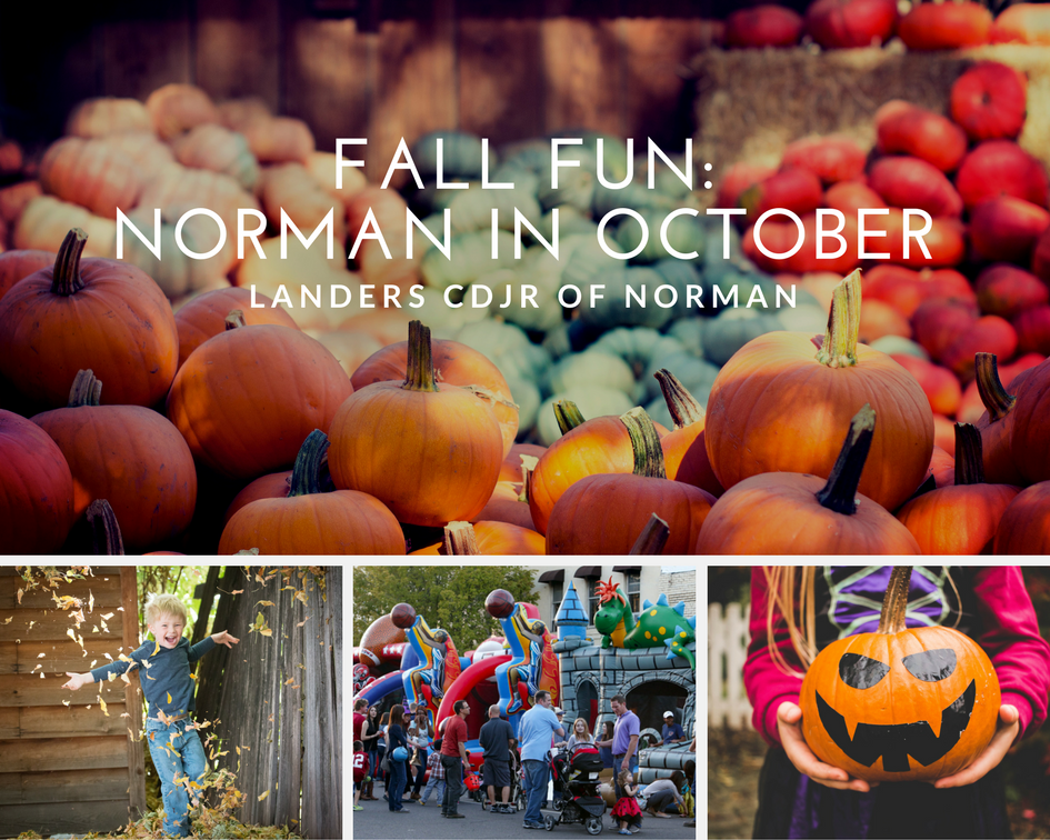 Fall Fun: Norman in October