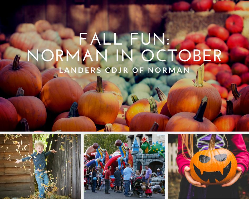 Fall Fun: Norman in October