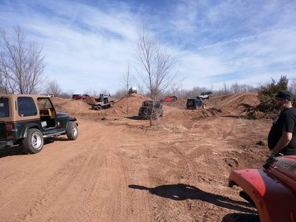 Landers Chrysler Dodge Jeep Ram Of Norman Norman >> Places to Off-Road in Oklahoma | Landers Chrysler Dodge Jeep Ram of Norman | Landers Chrysler ...