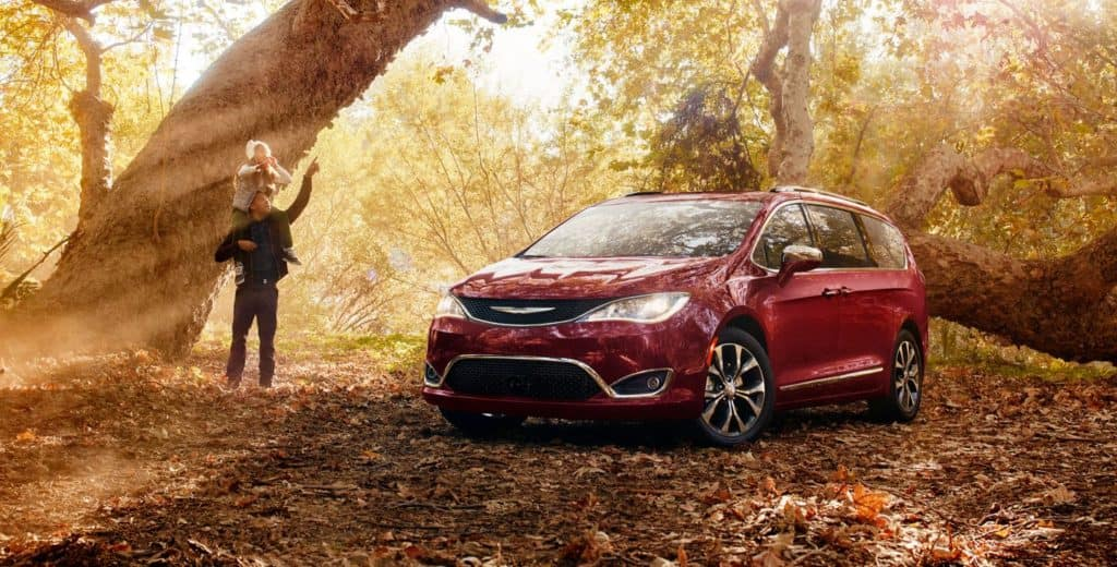2018 Chrysler Pacifica For Sale In Norman Oklahoma