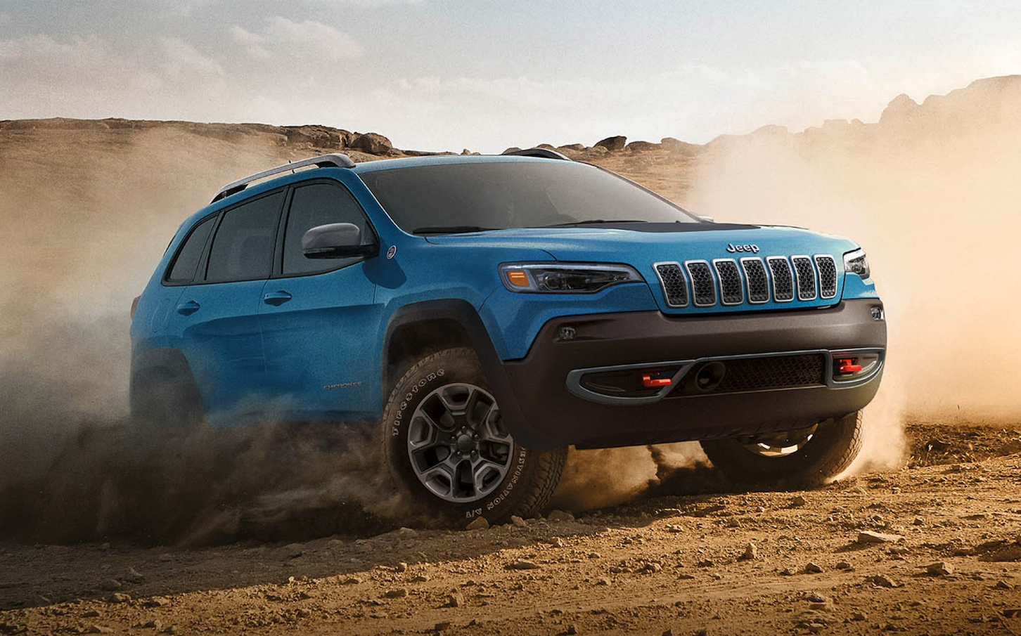The All New 2019 Jeep Cherokee Landers Chrysler Dodge Jeep