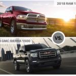 Ram 1500 vs GMC Sierra