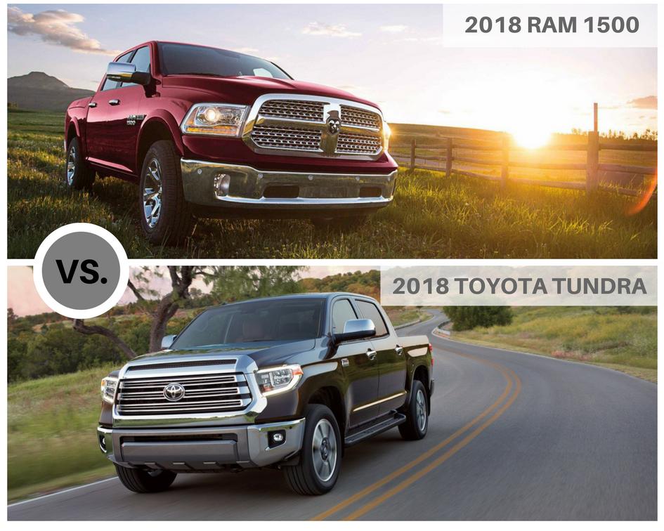 Landers Chrysler Dodge Jeep Ram Of Norman Norman >> 2018 Ram 1500 vs. 2018 Toyota Tundra | Landers Chrysler Dodge Jeep Ram of Norman | Landers ...