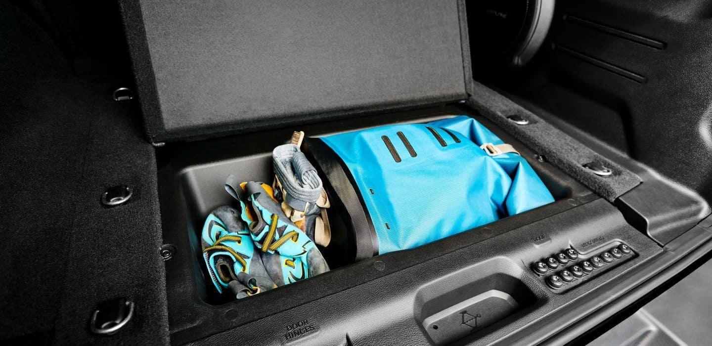 Best of the Best: Vehicle Storage | Landers CDJR of Norman