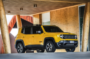 Say Hello To The Updated 2019 Jeep Renegade Landers Chrysler