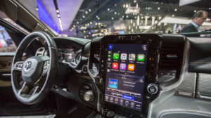 Giant Touchscreen: The 2019 Ram 1500 UConnect System