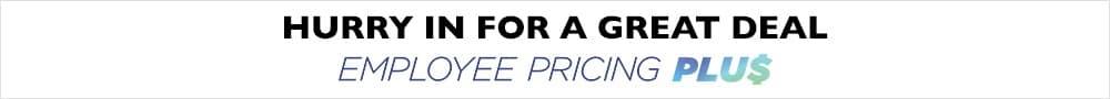 Employee Pricing Plus