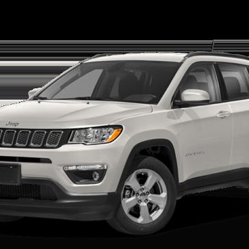 2020 Jeep Compass White