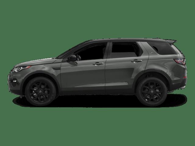 2017 Discovery Sport Exterior