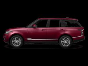 2017 Range Rover Exterior