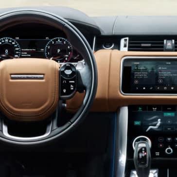 2018 Land Rover Range Rover Sport Interior