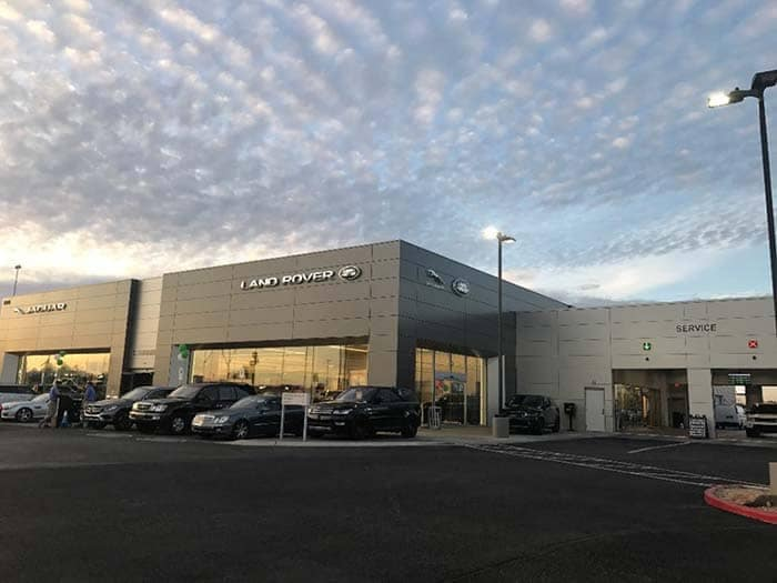 Land Rover Chandler Dealership