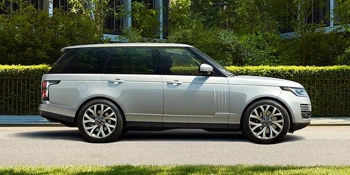 2018 Land Rover Range Rover Design