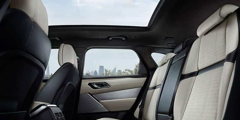 2018 Land Rover Range Rover Velar Interior Seating
