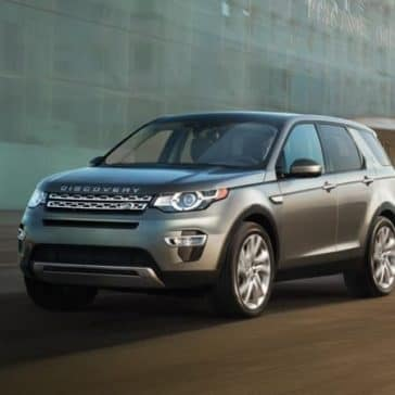 2019 Land Rover Discovery Sport front view