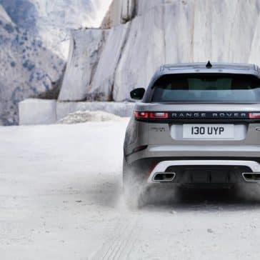 2019 Land Rover Range Rover Velar view