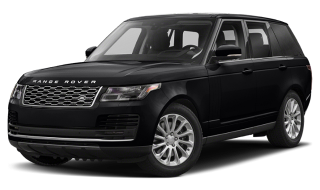 Black 2019 Range Rover