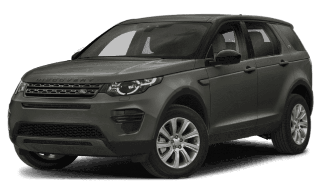 Green 2019 Land Rover Discovery Sport