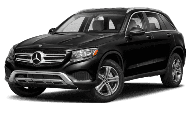 Black 2019 Mercedes-Benz GLC