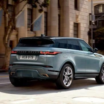 2020 Range Rover Evoque Rear