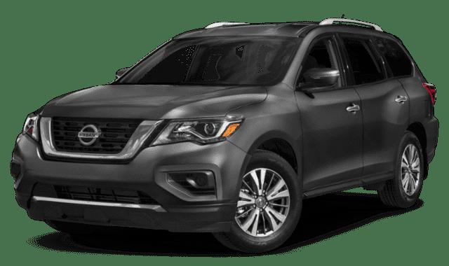 Gray 2019 Nissan Pathfinder