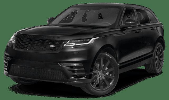 2019 Black Range Rover Velar