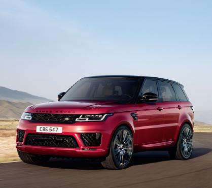 2020 Range Rover Sport SE